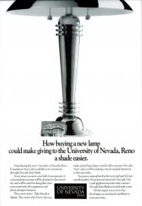 UNR-lamp